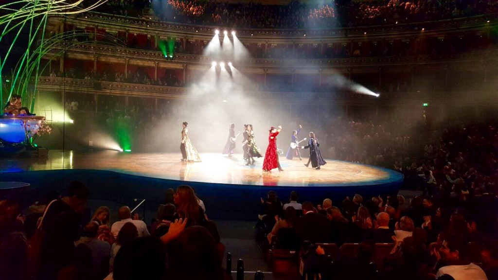 Cirque du Soleil Amaluna at the Royal Albert Hall | Review