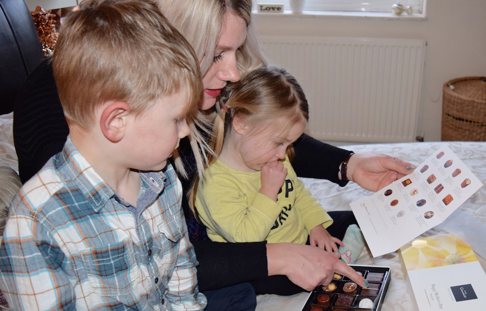 Mum Moments & a Hotel Chocolat Giveaway!
