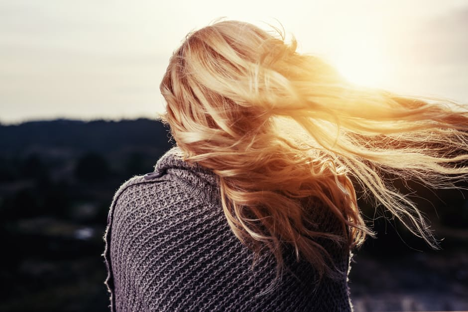 Six Tips For Glowing Hair