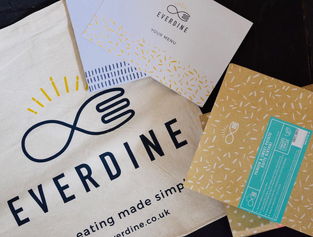 Everdine Clean Eating Food Delivery | Review
