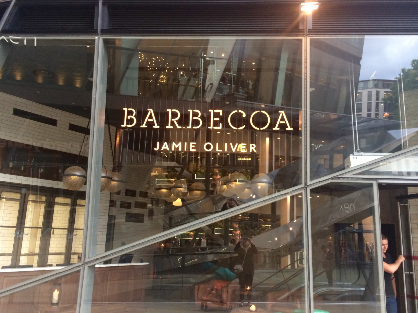 Jamie Oliver's Barbecoa Restaurant in St. Pauls | Review