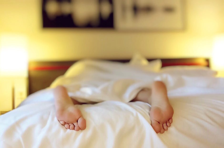 Counting Sheep: Top Tips for the Best Night's Sleep