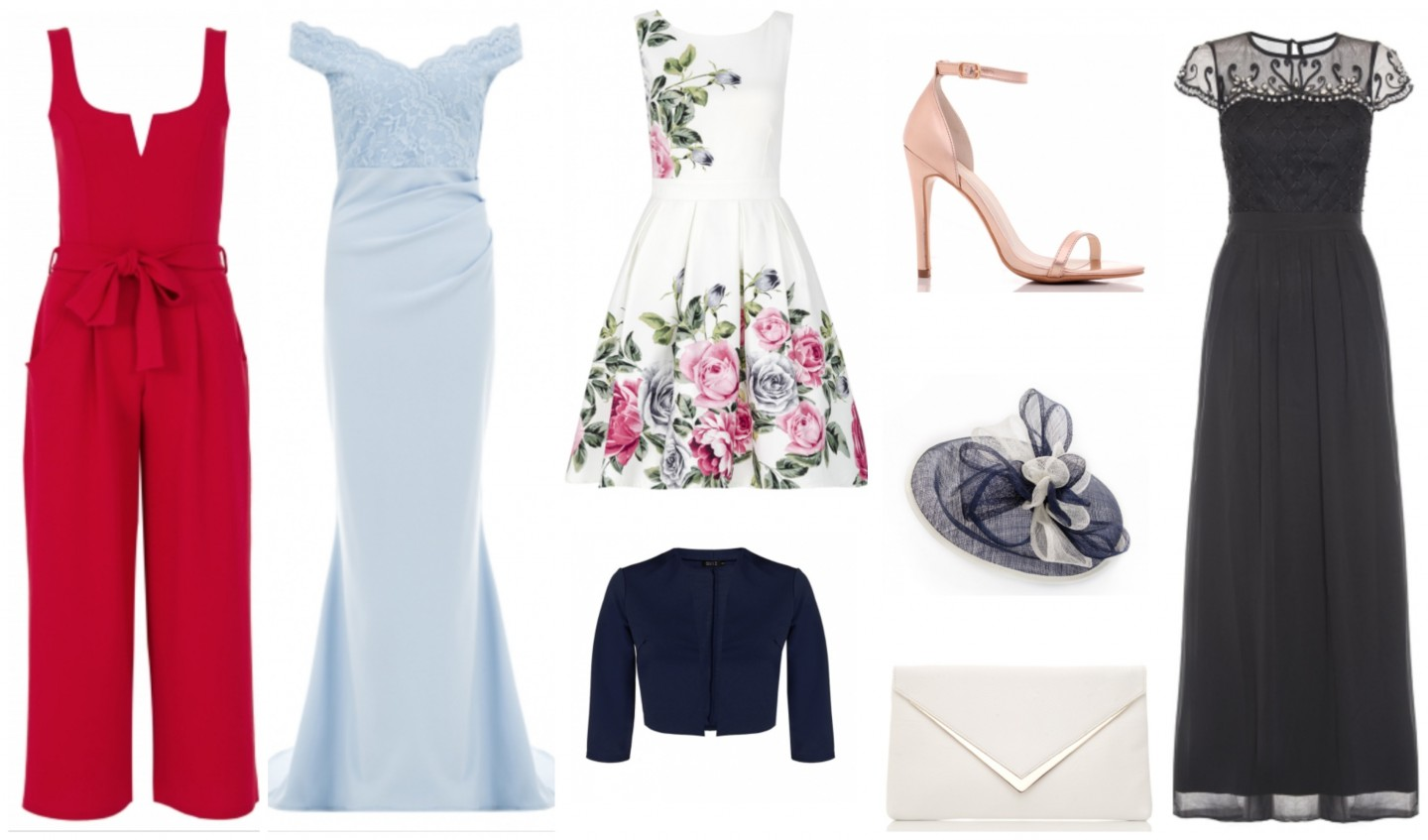 What To Wear as a Wedding Guest | Quiz Clothing Dress Review