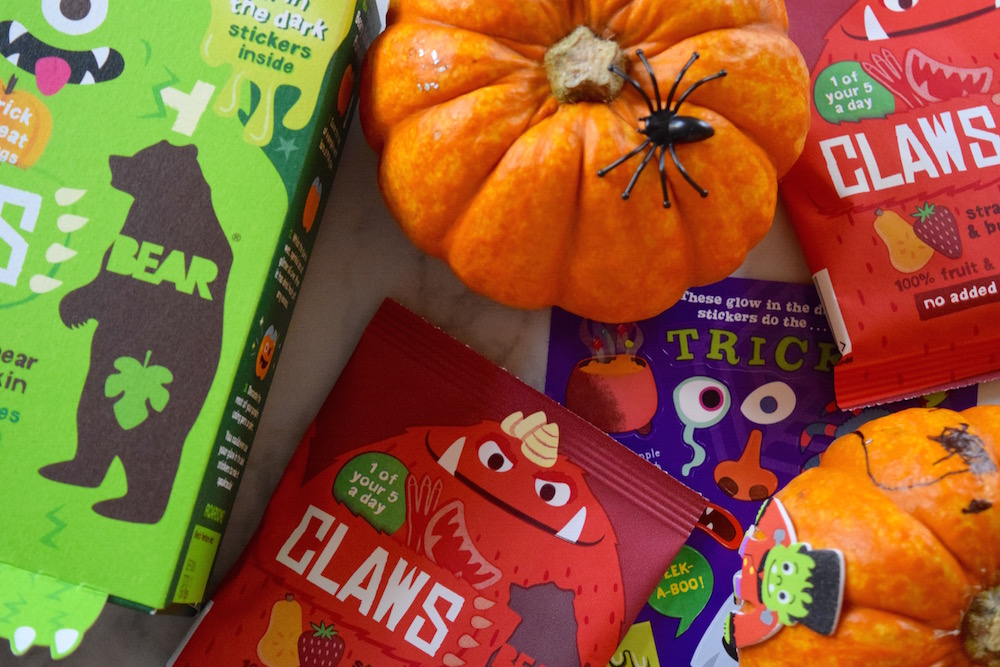 Our Half-Term: Celebrating Halloween with BEAR Claws