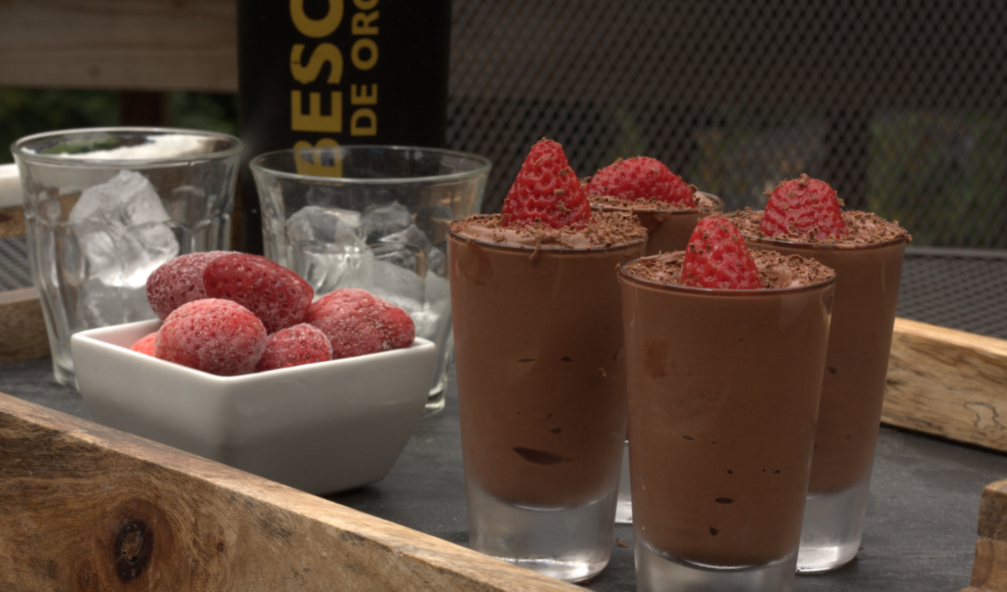 Vegan Chocolate Mousse Recipe