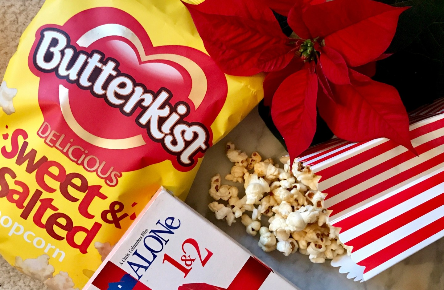 Festive Family Movie Night | Butterkist Big Night In