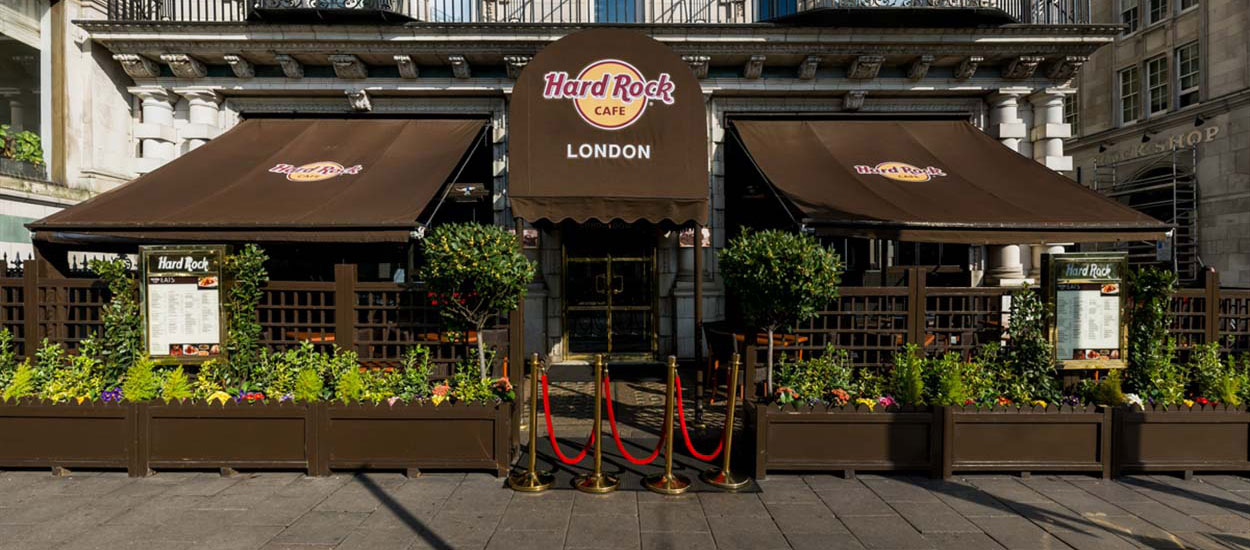 Our Weekend | Breakfast with Santa at Hard Rock Cafe