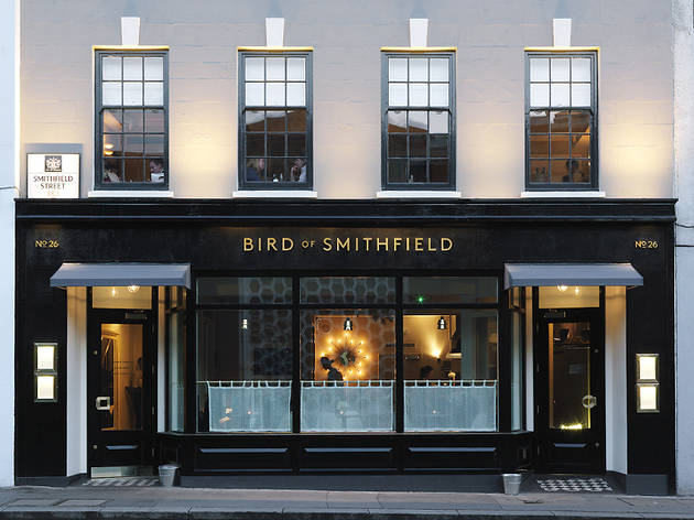 Anniversary Celebrations at Bird of Smithfield London | Review