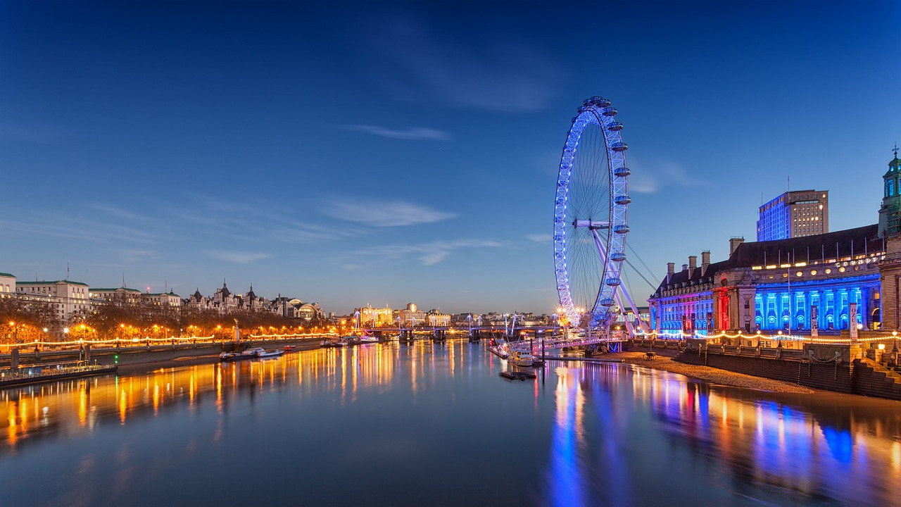 Romantic Things to Do on Valentine's Day in London