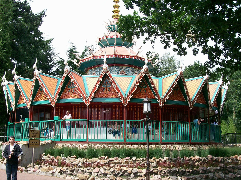 Our Day at Efteling Theme Park   Kaatsheuvel, Netherlands