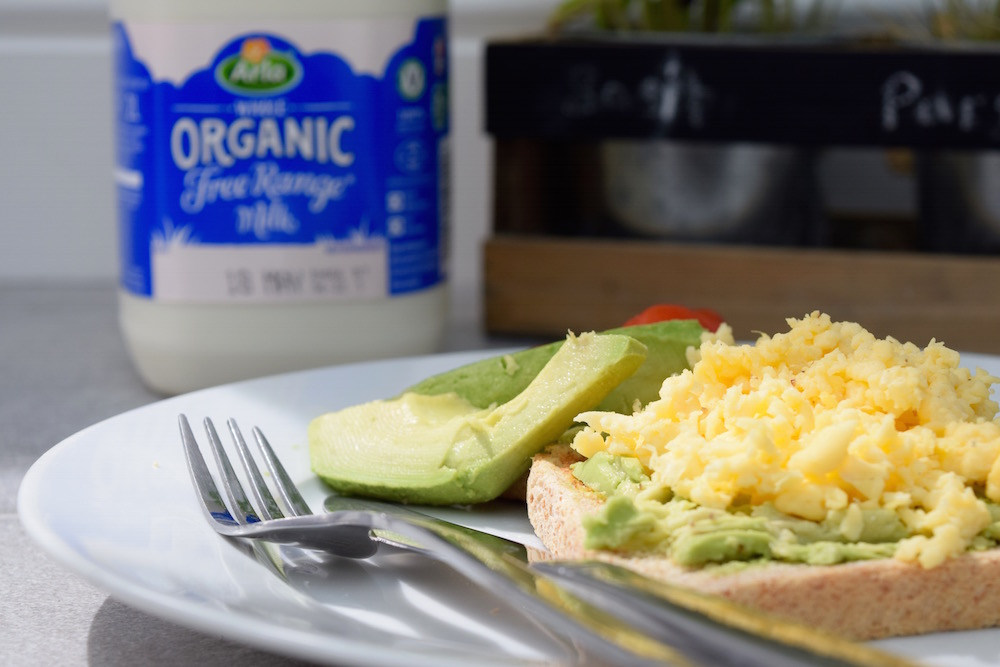 What I Eat in a Day | #ArlaOrganic