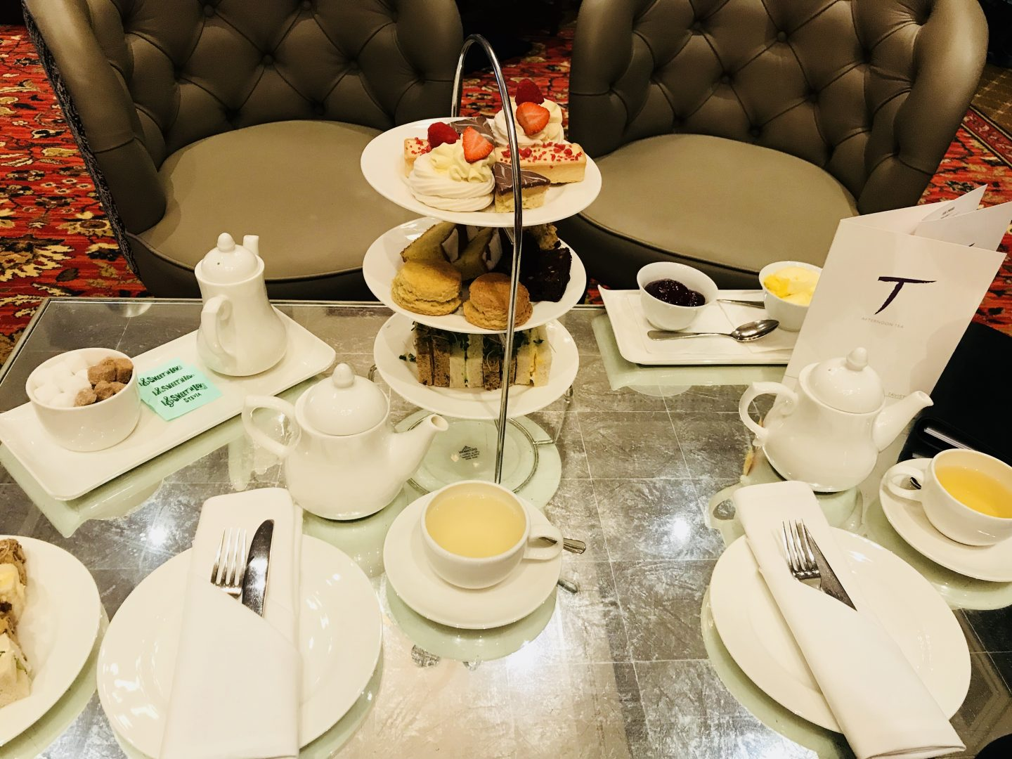 Duchess Anna Maria Afternoon Tea at The Woburn Hotel: Review