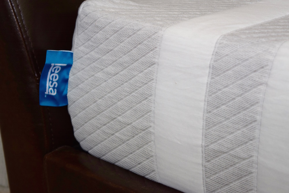 Reviewed: Leesa Mattress