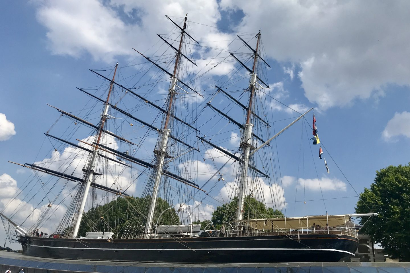 Girls' Day Out in Greenwich & The Cutty Sark