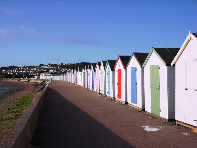 South Devon: Day Out at Broadsands Beach