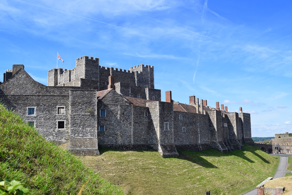 Spending the Day at Dover Castle