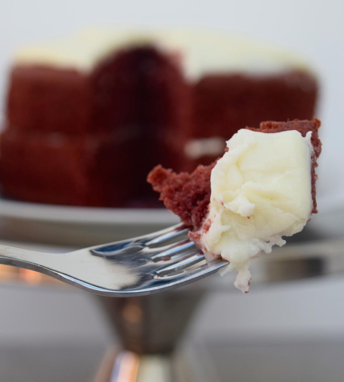Scrumptious Dairy-Free Red Velvet Cake Recipe
