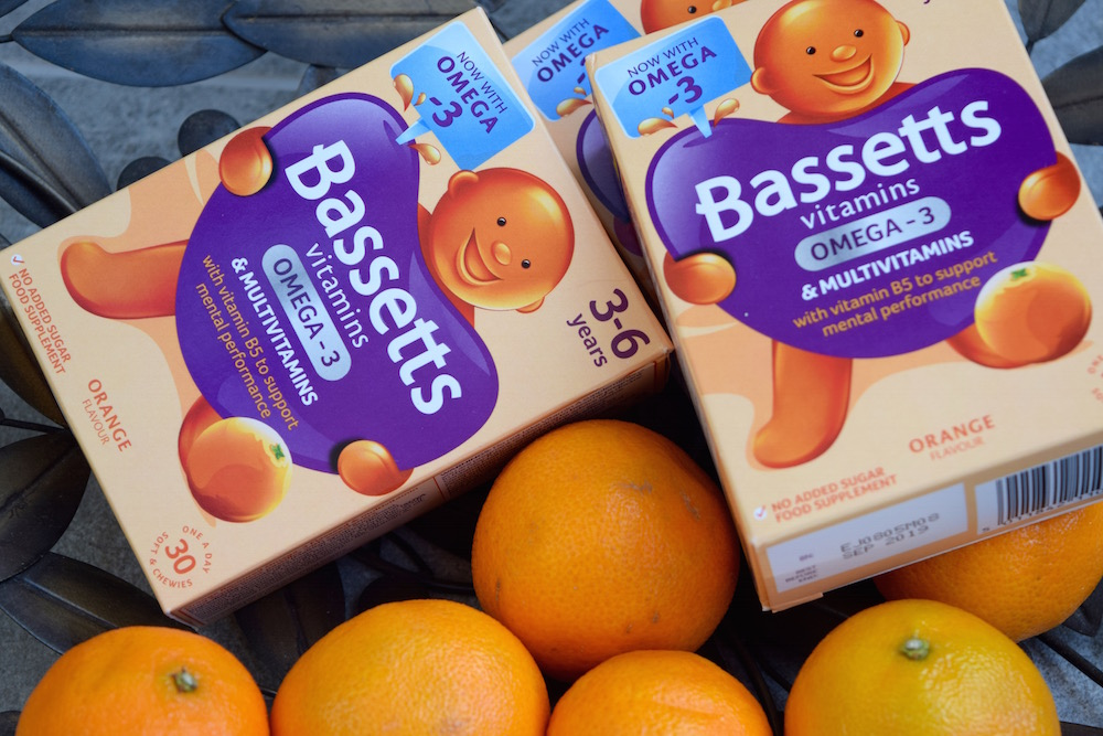 Starting Our Mornings Right with Bassetts Vitamins