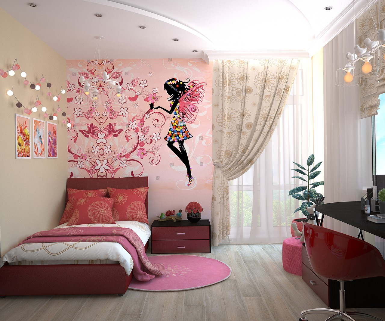 Ideas for a Great Toddler Bedroom