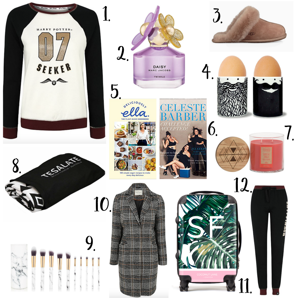 Christmas Gift Ideas: For Her - AAUBlog