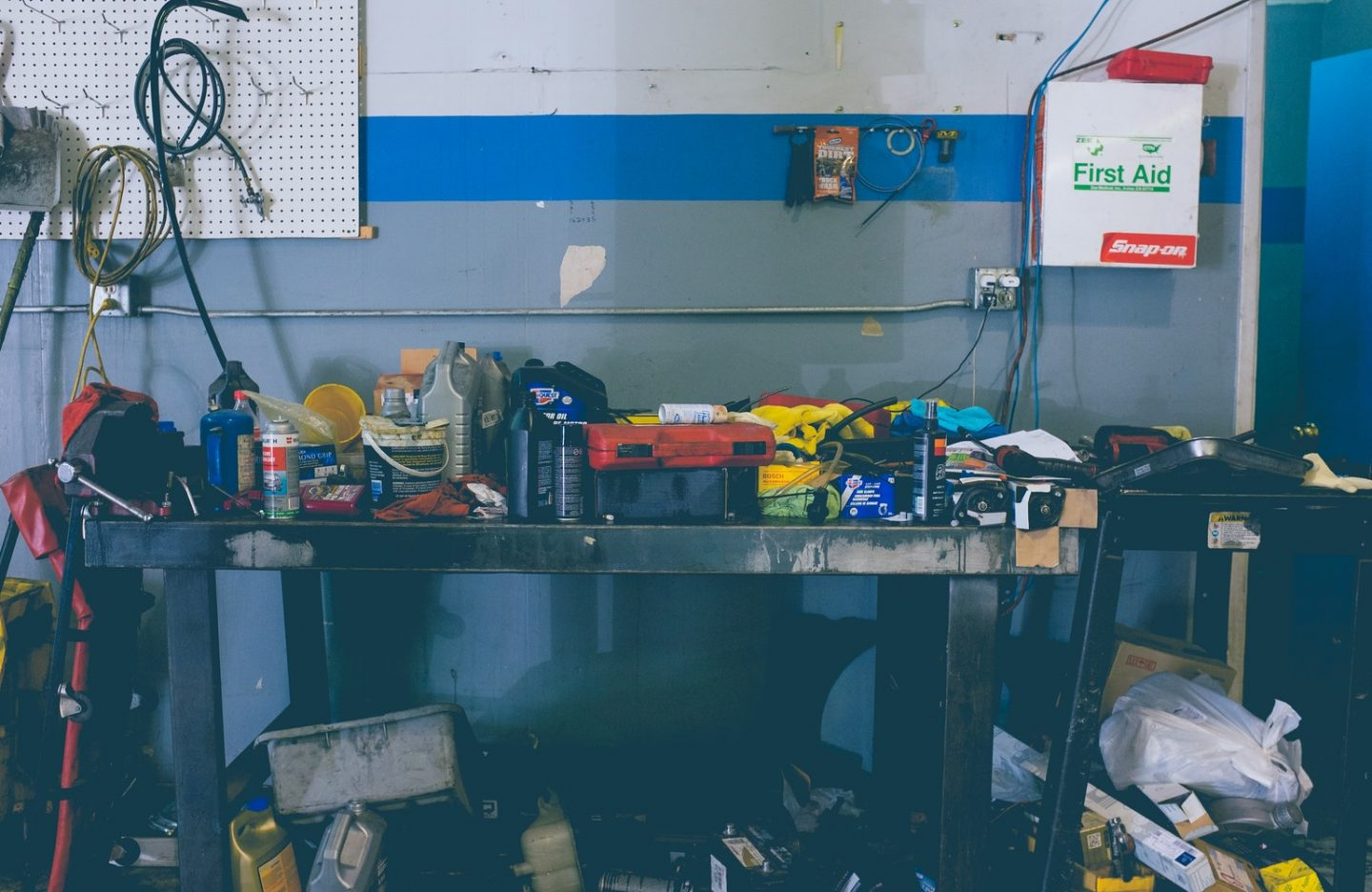Great Ideas for Efficiently Organising Your Garage