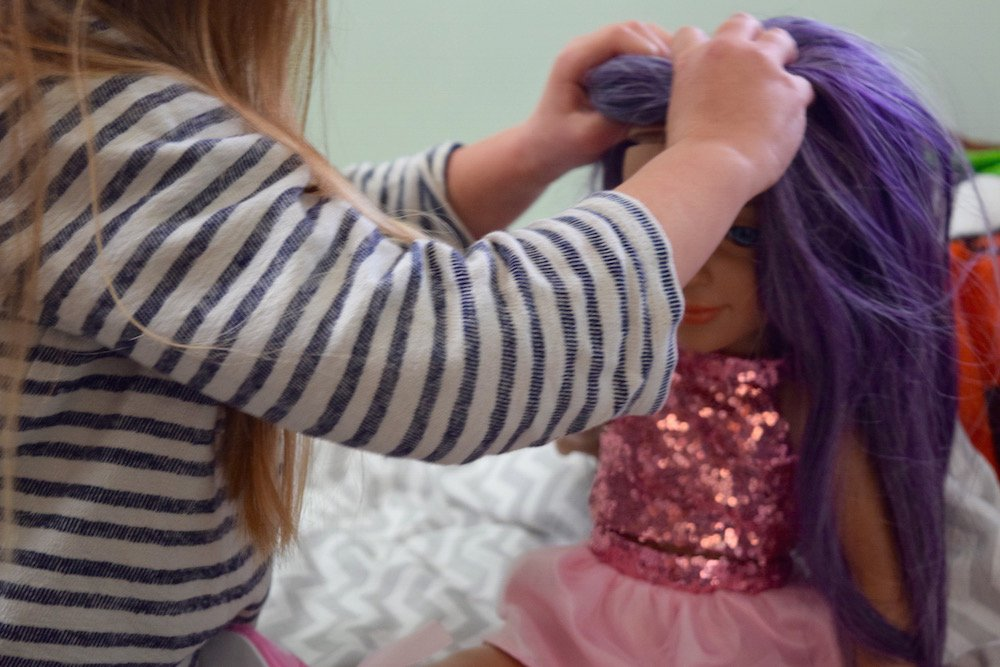 I'M A GIRLY UK Doll Launch & Review
