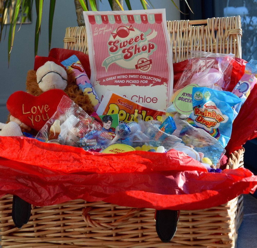 Valentine's Hamper: For the Person Who Has Everything?