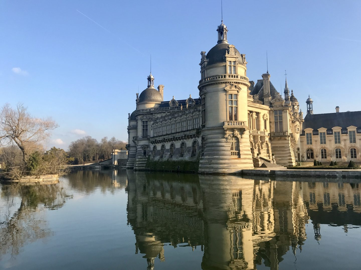 Spending the Day at Château de Chantilly