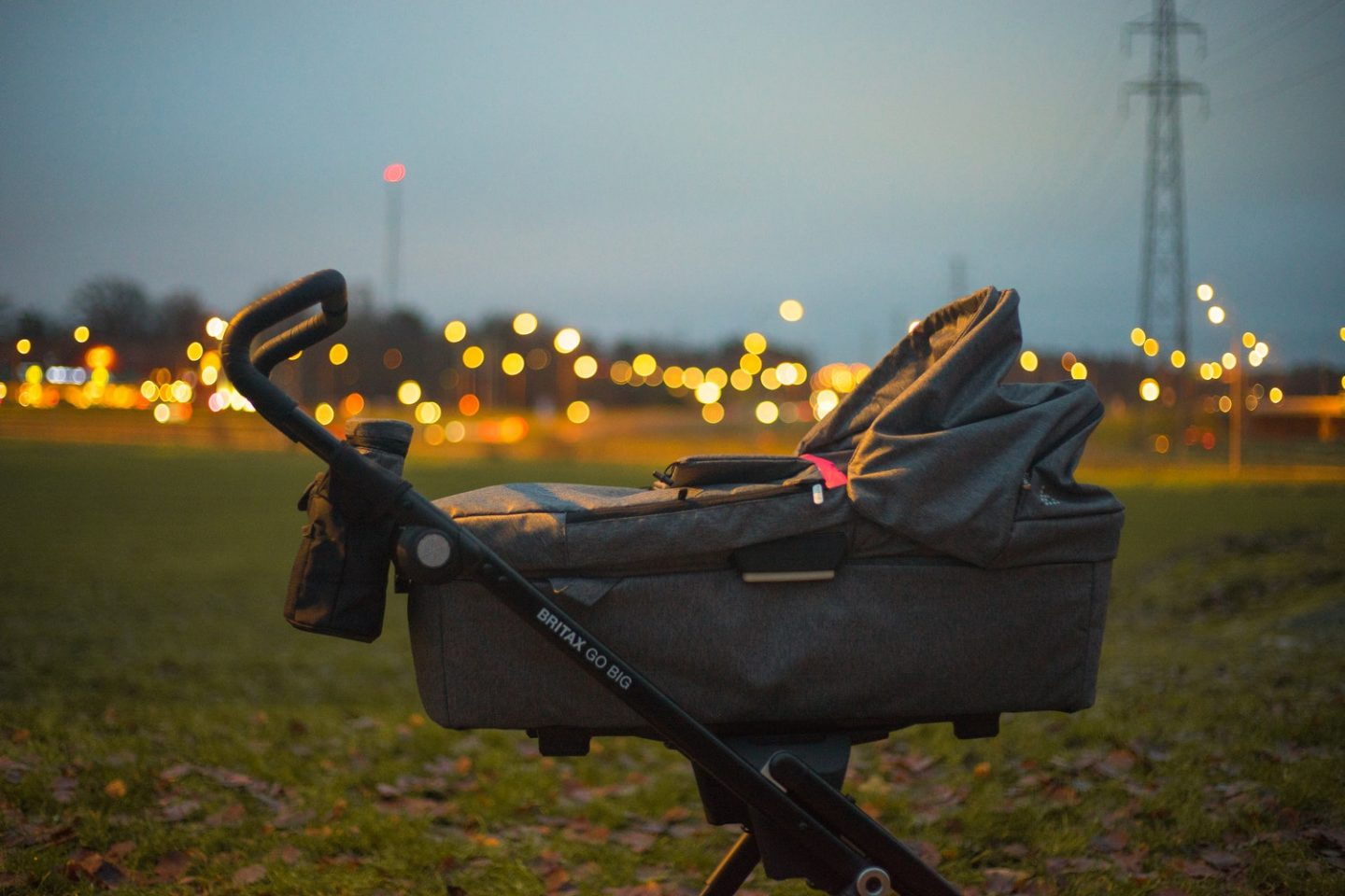 Stroller Situation: Introducing Your Baby To The Outside World