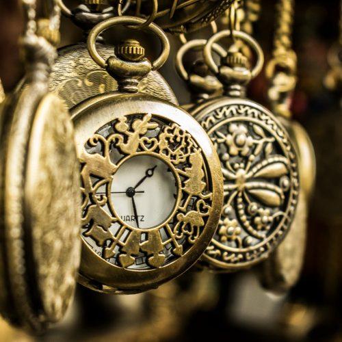 brass pocket watches