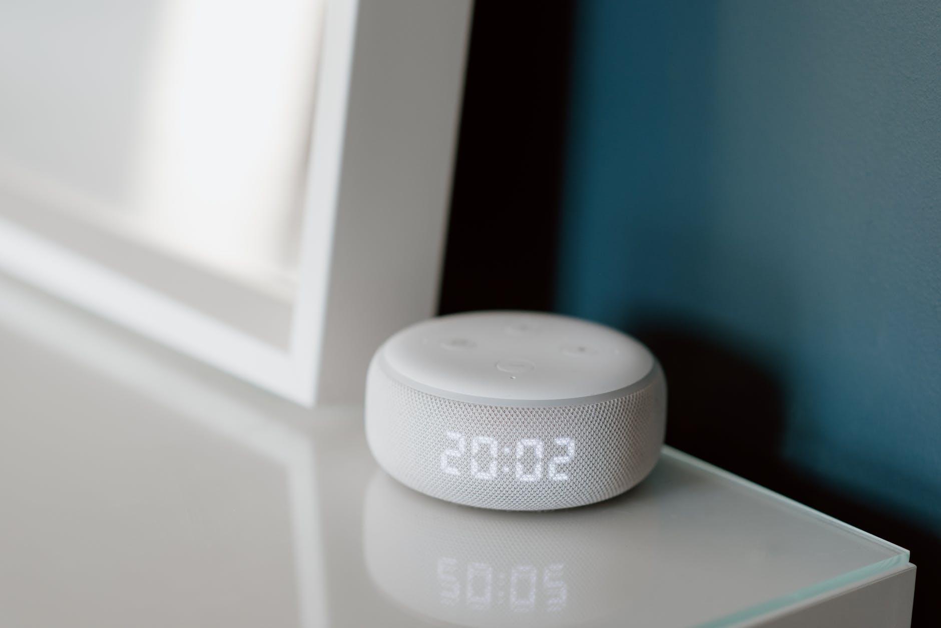 technology blur business indoors